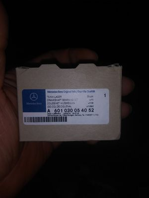 Brand new Mercedes-Benz Crankshaft Bearing for Sale in Worcester, MA