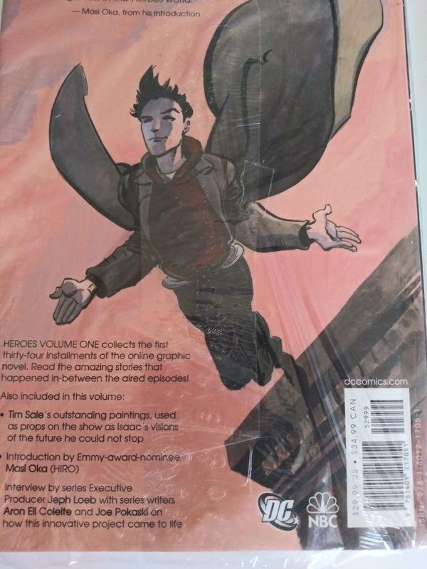 NEW Hard Cover Graphic Comics