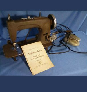 Vintage Westinghouse (52F) Sewing Machine for Sale in NORTH PRINCE GEORGE, VA