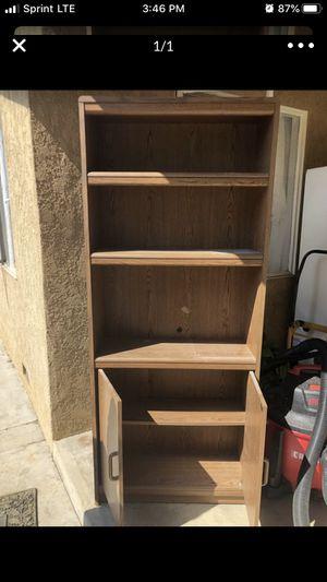 Free book Shelf for Sale in Cerritos, CA