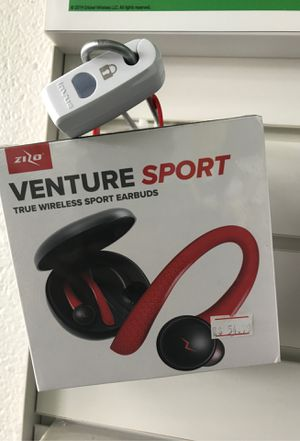 Venture Sport Bluetooth wireless headset for Sale in Houston, TX