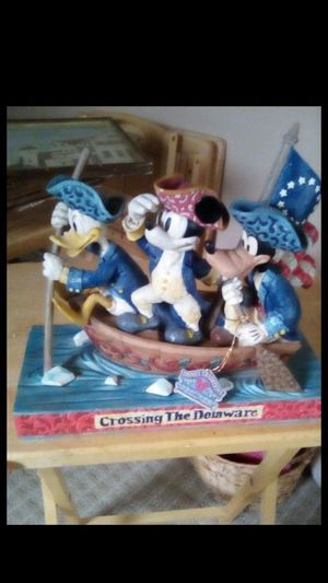 Mickey, Goofy, Donald crossing the Delaware for Sale in Orange, CA