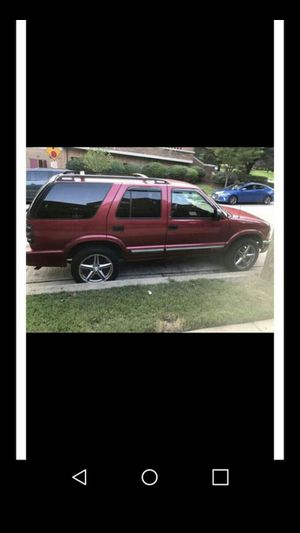 2001 chevy blazer for Sale in Washington, DC