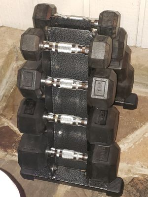 Dumbells Need Gone $275 obo for Sale in Columbia, MD