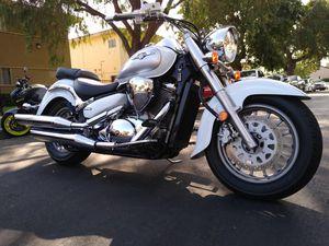 2013 Suzuki Boulevard C50 clean title in hand for Sale in Garden Grove, CA