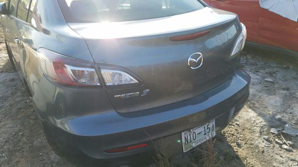 2012 MAZDA 3 FOR PARTS