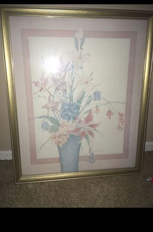 Vintage Print by Artist, Gloria Erickson for Sale in Bowie, MD