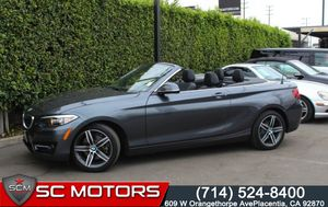 2017 BMW 2 Series for Sale in Placentia, CA