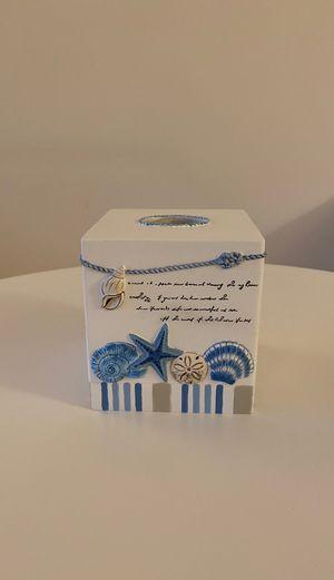 Tissue box cover for Sale in Arlington, VA