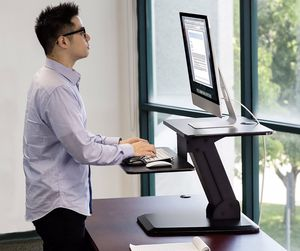 Mount-It Sit/Stand Desk Converter for Sale in Las Vegas, NV