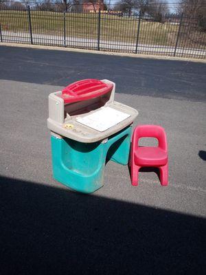 Childs desk little tykes for Sale in Elgin, IL