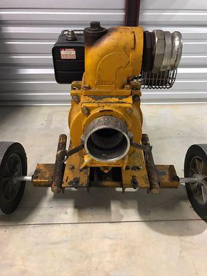 Dayton Teel 10 hp trash pump centrifugal for Sale in Tampa, FL