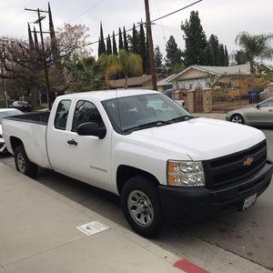 2012 Chevy Silverado long bed for Sale in Los Angeles, CA