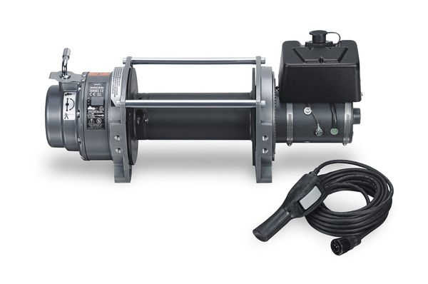 New - Warn 30289 Series 12 DC Industrial Electric Winch