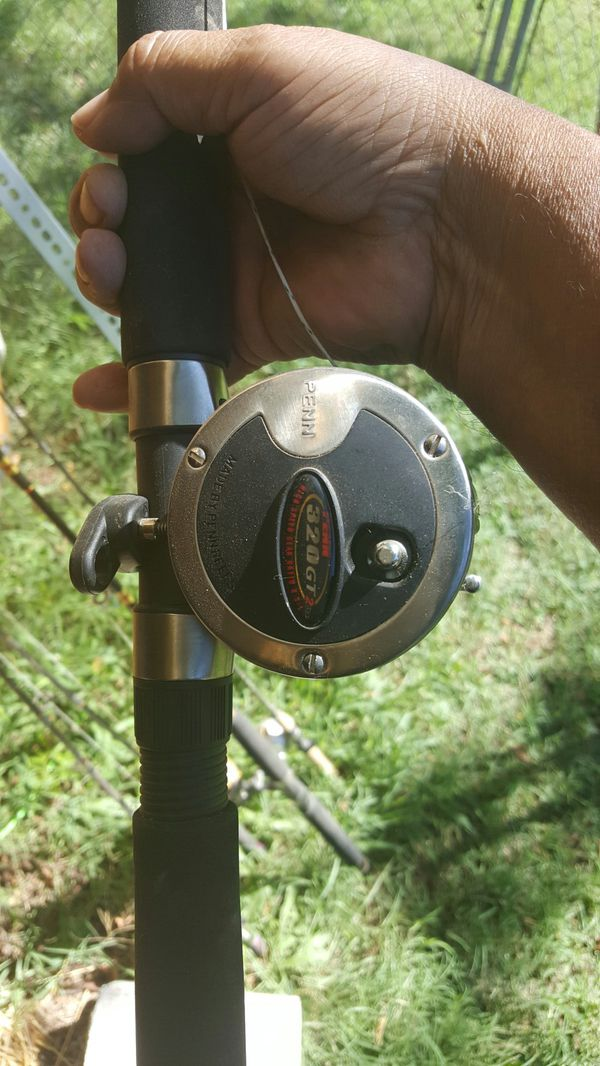 Penn Reel Rod is a Rhino
