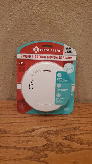 First Alert Smoke and carbon monoxide alarm for Sale in Torrance, CA