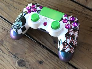 Joker Custom | Wireless Controller Joystick for Sony PlayStation 4 for Sale in Moreno Valley, CA