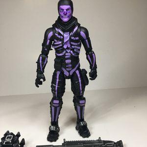Fortnite Toys Skull Trooper purple for Sale in Sacramento, CA