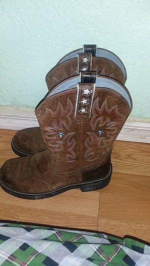 Ariat womens boots for Sale in Tampa, FL