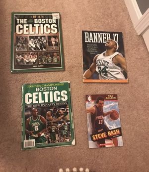 NBA Basketball books lot for Sale in Woonsocket, RI