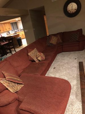 Large sectional couch for Sale in Tulare, CA
