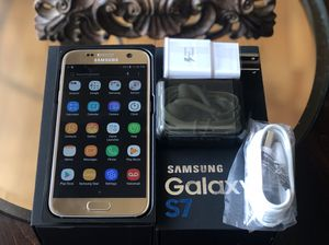 SAMSUNG GALAXY S7 32GB GSM UNLOCKED EXCELLENT CONDITION for Sale in Chicago, IL