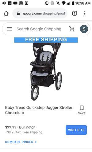 Jogging stroller for Sale in San Antonio, TX