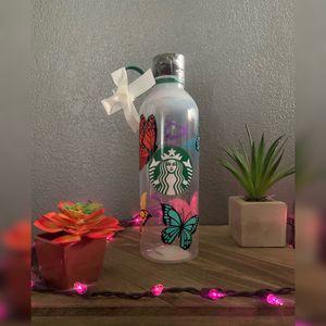 Butterfly Starbucks Water Bottle for Sale in Lynwood, CA
