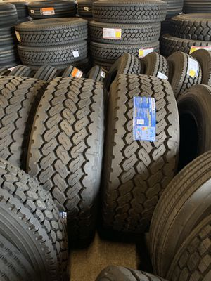 High quality Semi Truck tires. Drive, Steer, Trailer and Logger tires. for Sale in Portland, OR