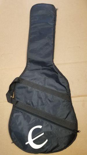 Guitar gig bag, epiphone for Sale in Renton, WA