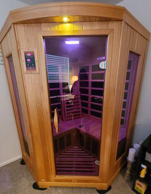 Far Infrared Sauna - Golden Designs Model GDI-6235 for Sale in Auburn, WA