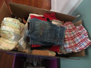 Variety of baby clothes for Sale in Columbus, OH