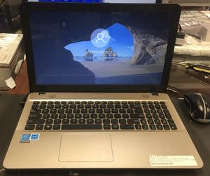 ASUS X541N Notebook PC INTEL Inside missing DVD Door for Sale in Oakland Park, FL