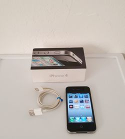 Apple iPhone 4 I'm In fontana Message Only When Ready To Pick Up for Sale in Fontana,  CA