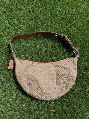 Coach handbag/ shoulder bag for Sale in Sugar Land, TX