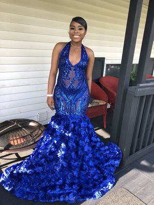 Prom dress (custom made) for Sale in Obetz, OH
