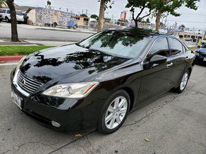 2008 Lexus ES350 Clean Title Fully Loaded for Sale in Lynwood, CA