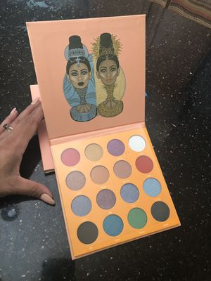 The magic by Juvia's eyeshadow palette shipping $5 for Sale in Fort Washington, MD