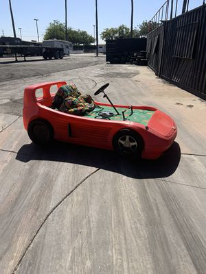 Go kart shred bed goes over 80mph for Sale in Rancho Cucamonga, CA
