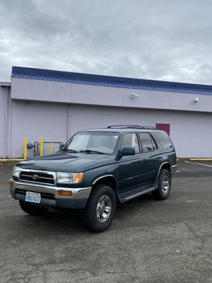 1996 Toyota 4Runner for Sale in Tacoma, WA