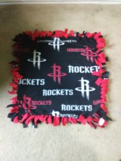Houston Rockets Dog Blanket for Sale in Katy,  TX