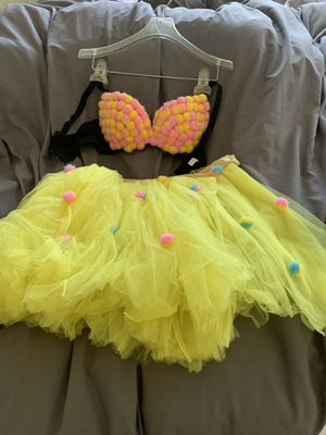 Tutu skirt with Bra top for Sale in Las Vegas, NV