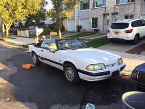 87 Mustang 5.0 lx convertible for Sale in Staten Island, NY