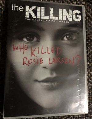 Dvd - serial- THE KILLING ( complete first season) for Sale in Tamarac, FL