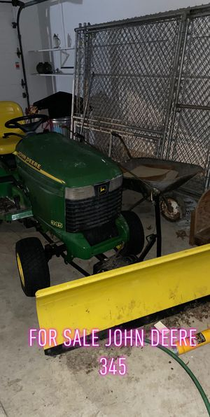 For Sale John Deere 345 for Sale in Lake Forest, IL