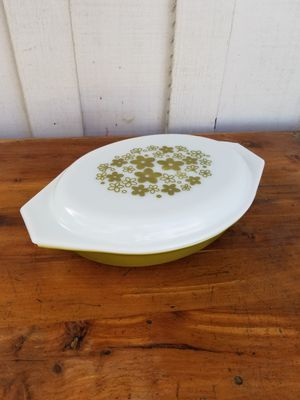 Vintage Pyrex Divided Dish for Sale in Whittier, CA