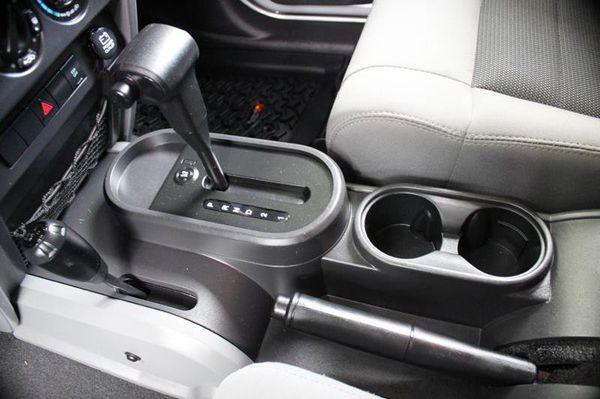 2009 Jeep Wrangler