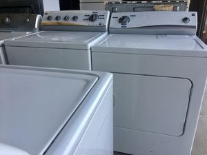 Newer Kenmore Washer/Dryer Electric Set for Sale in Stockton, CA