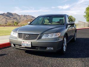 2007 Hyundai Azera Limited for Sale in Gilbert, AZ