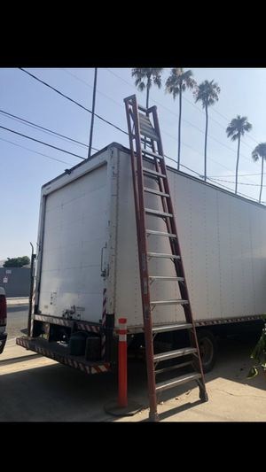 Werner 12 ft ladder . Smoking deal! for Sale in Seattle, WA